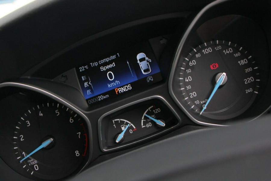 2017 MY17.5 Ford Focus LZ Titanium Hatch Hatchback