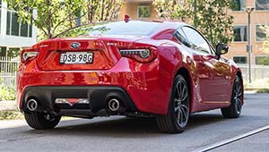 BRZ Uncompromised Safety