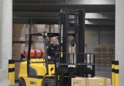 New Hyundai Forklifts 35L/40L/45L/50 L-7A