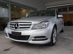 Mercedes-Benz C200 Cdi BlueEffici W204