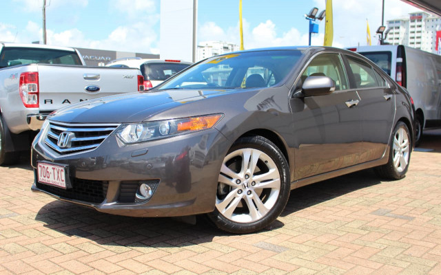 Honda Accord Euro LUXURY 8th Gen