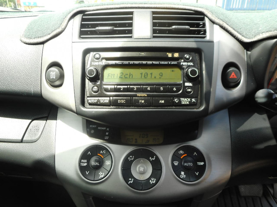 2006 Toyota Rav4 ACA33R CRUISER Wagon