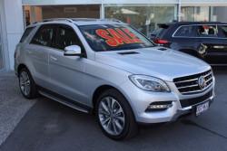 Mercedes-Benz Ml350 BlueTEC W166