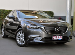 Mazda 6 Touring Sedan GL Series