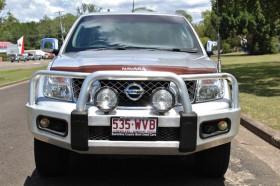 Nissan Navara 550 D40 S6  ST-X