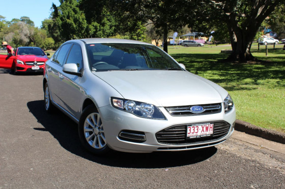 2014 Ford Falcon FG XT Sedan