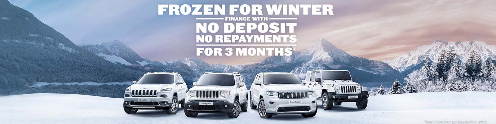 Jeep Offers Banner