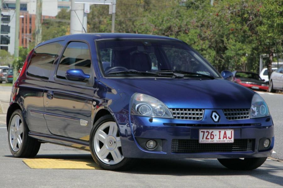 2002 Renault Clio C65 Phase 2 Sport Hatchback