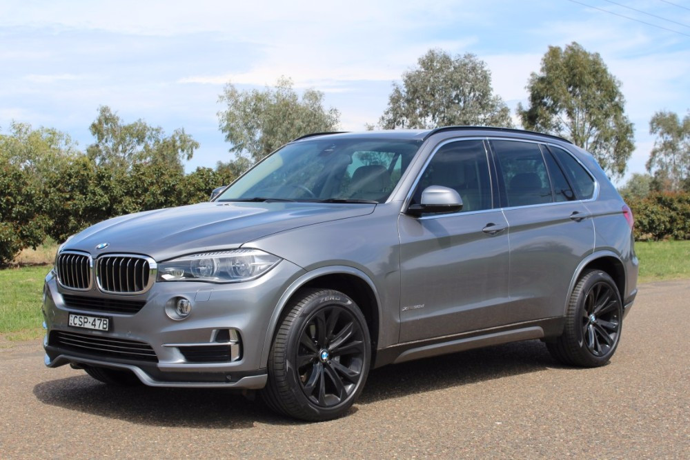 2014 BMW X5 F15 xDrive30d Wagon