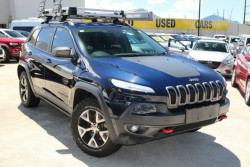 Jeep Cherokee Trailhawk KL