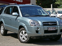 Hyundai Tucson CITY SX MY07