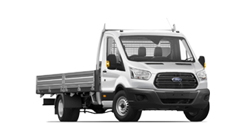 470E Single Chassis Cab