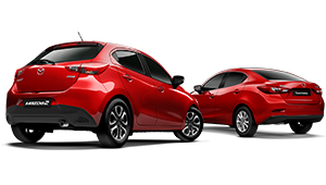 All-New Mazda2 Ready to lead the way