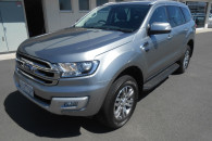 2016 MY15 Ford Everest UA Trend Wagon