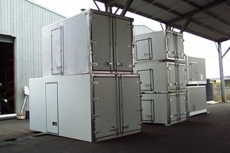 3 Pallet Truck Body