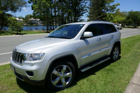 2011 Jeep Grand Cherokee WK  Limited Wagon