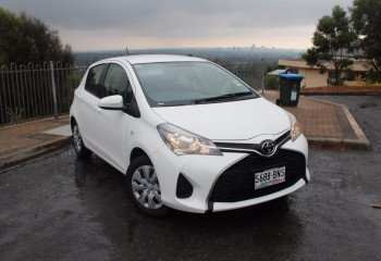 2016 MY Toyota Yaris NCP130R Ascent Hatchback