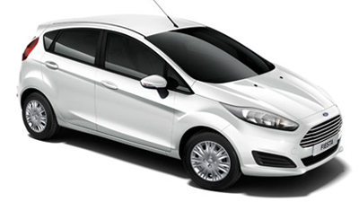 2017 MY Ford Fiesta WZ Ambiente Hatchback