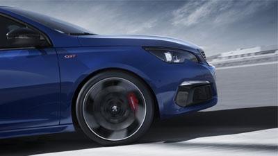 308 GTi Intensifying Pleasure