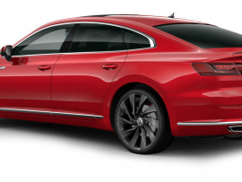 Some details on the upcoming new Volkswagen Arteon model