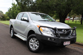 Mazda BT-50 Hi-Rider UP0YF1 XTR