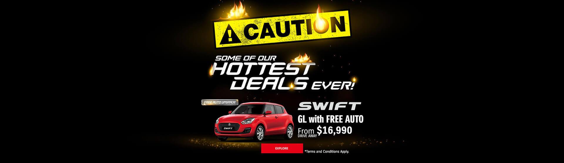 Swift GL with free auto