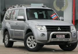 Mitsubishi Pajero Activ NT MY10
