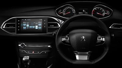 308 Touring Interior Comfort