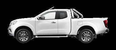 Navara - ST-X 4X4 King Cab Pickup Auto