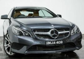 Mercedes-Benz E400 7G-Tronic + C207 MY13