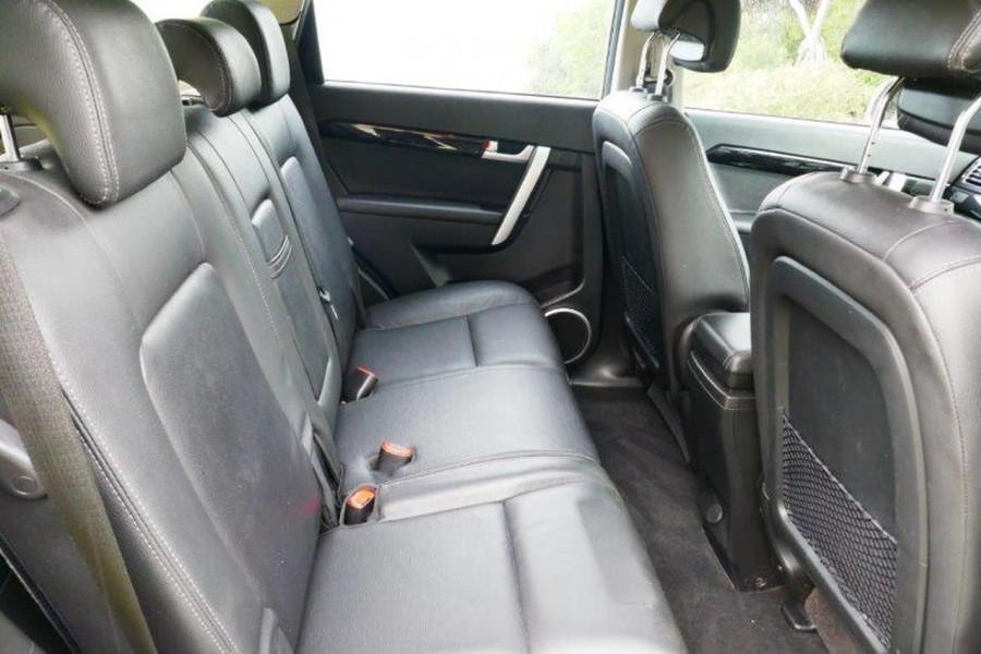 2012 Holden Captiva CG Series II 7 LX Wagon