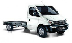 New LDV V80 Cab Chassis