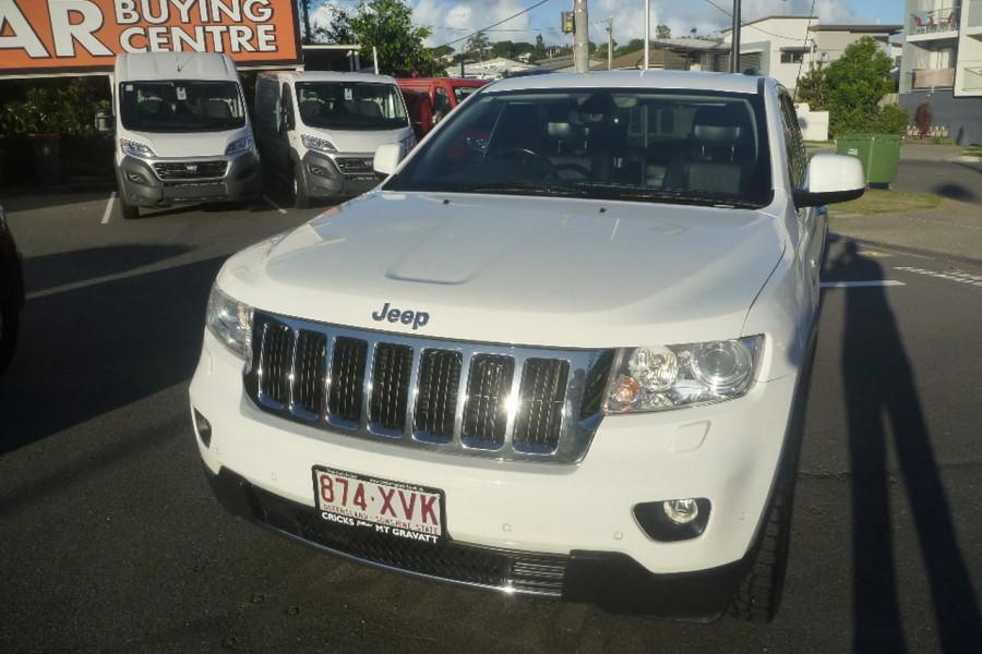 2013 Chrysler Grand Cherokee WK Limited Wagon