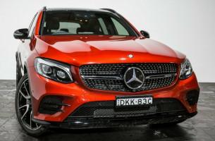 Mercedes-Benz GLC43 AMG 9G-TRONIC 4MATIC X253