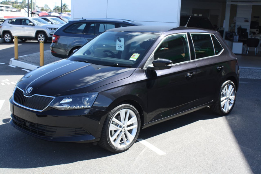 2018 Skoda Fabia NJ Hatch Hatchback