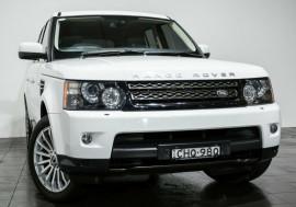 Land Rover Range Rover Sport SDV6 CommandShift L320 12MY