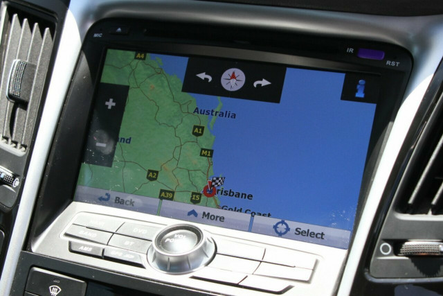 2012 MY11 Hyundai i45 YF MY11 Active Sedan