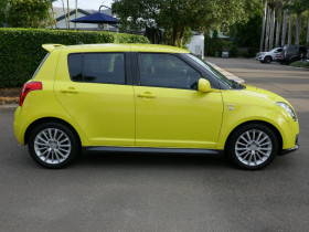2006 Suzuki Swift RS416 Sport Hatchback