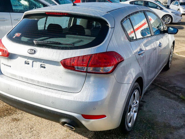 2017 MY18 Kia Cerato Hatch YD S with AV Hatchback