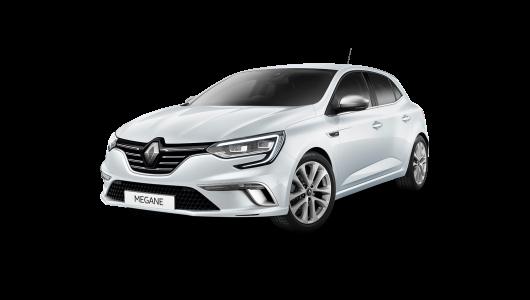 Renault MEGANE Hatch 2016 GT-Line