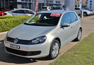 Volkswagen Golf 103TDI - Comfortline