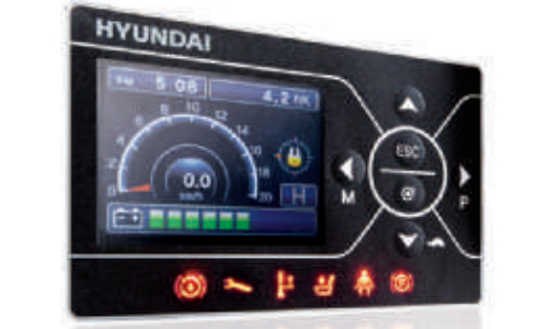 22/25/30/35 BH-9 Advanced LCD Monitor