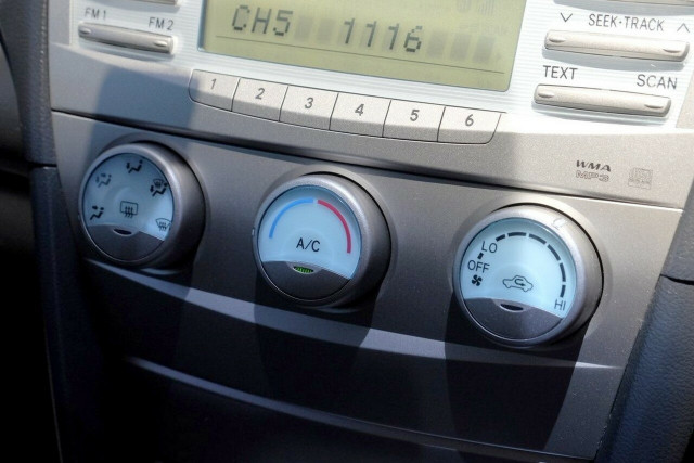 2009 Toyota Camry ACV40R Sportivo Sedan