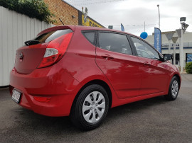 2016 Hyundai Accent RB4 MY16 ACTIVE Hatchback