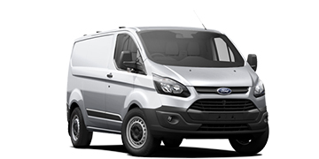 New Ford New Transit Custom