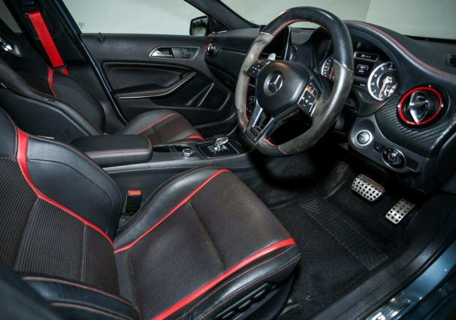 2015 MY55 Mercedes-Benz A45 W176 805+055MY AMG SPEEDSHIFT DCT 4MATIC Hatchback