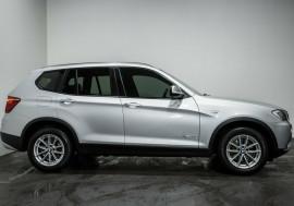 2013 BMW X3 F25 MY0413 xDrive20i Steptronic Wagon