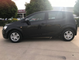2012 MY13 Holden Barina TM  CD Hatchback