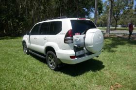 2009 Toyota Landcruiser Prado GR Wagon Wagon