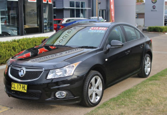 Holden Cruze Equipe Used JH Series II